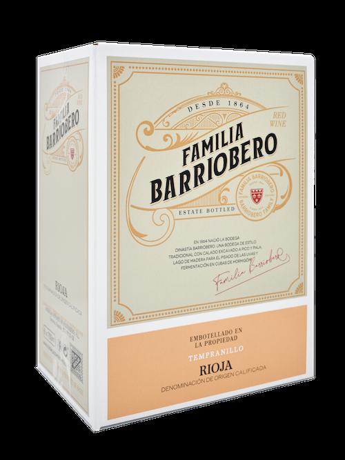 Caja FAMILIA BARRIOBERO