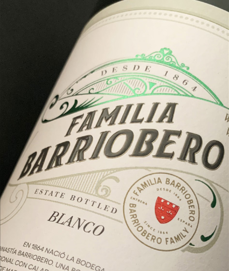 Det.Rioja. Blanc.Verdej